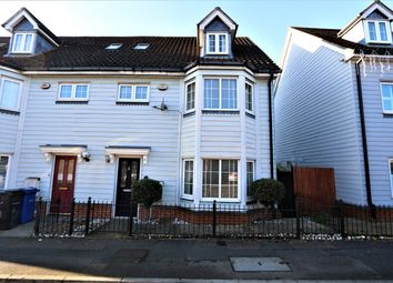 4 bed end terrace house for sale in Cumberland Road, Chafford Hundred, Grays RM16