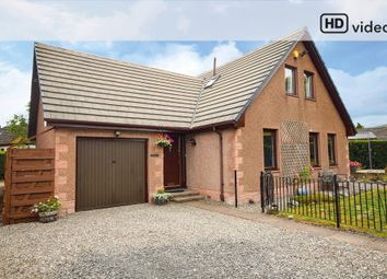 Thumbnail 4 bed detached house for sale in Moray Street, Blackford, Auchterarder