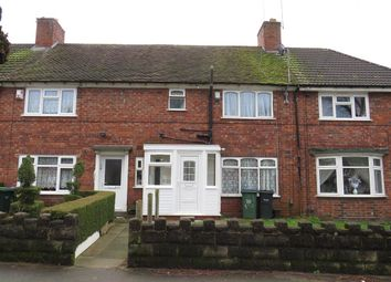 3 bed terraced house for sale in Carrington Road, Wednesbury WS10