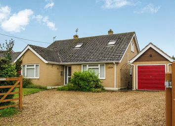 Thumbnail 4 bed detached bungalow for sale in Gallants Lane, East Harling, Norwich