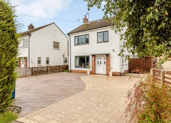 Thumbnail 4 bed detached house for sale in Histon Road, Cambridge, Cambridgeshire