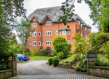 Thumbnail 2 bedroom flat for sale in Church Bank, Richmond Road, Bowdon