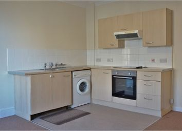 Thumbnail 2 bedroom flat for sale in Market Street, Forfar