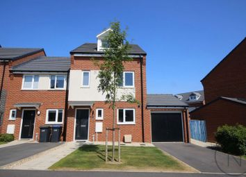 Thumbnail 3 bed town house for sale in Bluestone Close, Newton Aycliffe