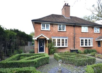 Thumbnail 2 bed semi-detached house to rent in London Road, Windlesham