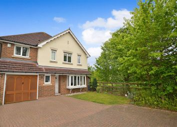 Thumbnail 4 bed detached house for sale in Maslen Road, St.Albans