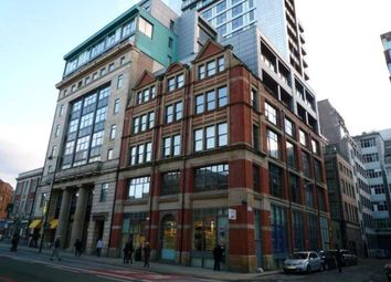 Thumbnail 2 bed flat to rent in Pall Mall House, 18 Church Street, Northern Quarter, Manchester