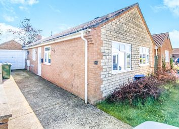 Thumbnail 3 bed detached bungalow for sale in Colster Way, Colsterworth, Grantham
