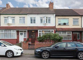 Thumbnail 3 bed terraced house for sale in Corbett Road, Walthamstow, London