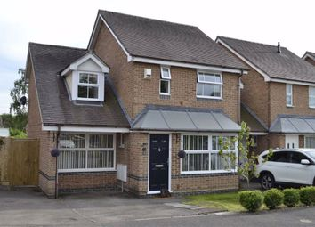 Thumbnail 3 bedroom end terrace house for sale in Poppy Drive, Thatcham, Berkshire