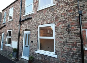 Thumbnail 1 bed semi-detached house to rent in Granville Place, Gowthorpe, Selby