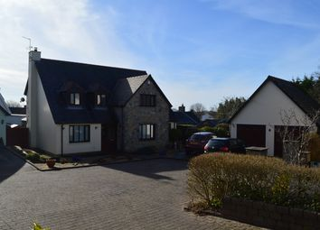 Thumbnail 4 bed detached house for sale in Great House Meadows, Llantwit Major