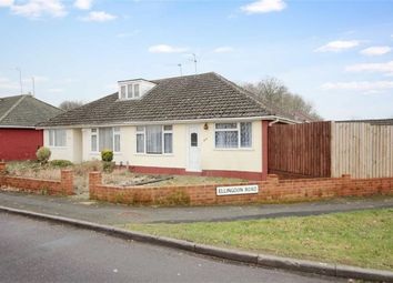 Thumbnail 3 bed semi-detached bungalow for sale in Ellingdon Road, Wroughton, Swindon