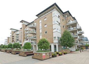 Thumbnail 1 bed flat to rent in Dolphin House, Rievrside West, Smugglers Way, London