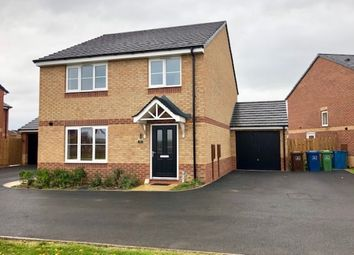 Thumbnail 4 bed detached house to rent in Dunbar Close, Stafford