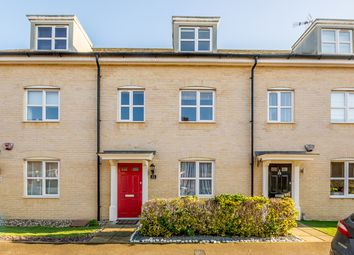 Thumbnail 3 bed terraced house for sale in Ranulf Road, Dunmow