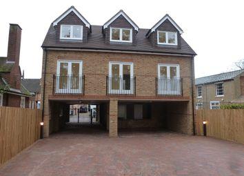 Thumbnail 1 bed flat for sale in High Street, Burnham, Slough