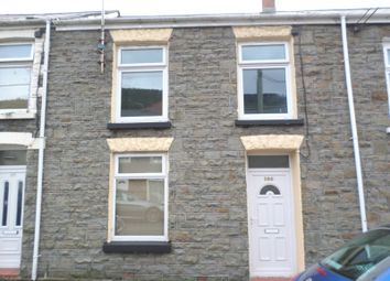 Thumbnail 2 bed terraced house to rent in Treherbert CF42, Treherbert,