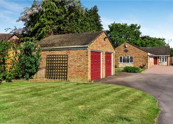 Thumbnail 4 bed detached house for sale in Coleford Paddocks, Mytchett, Camberley, Surrey