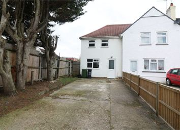 Thumbnail 2 bed end terrace house for sale in Eastern Avenue, Waltham Cross, Hertfordshire