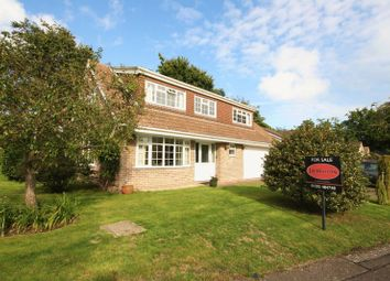 Thumbnail 4 bed detached bungalow for sale in Stourcroft Drive, Christchurch