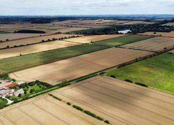 Thumbnail Farm for sale in Arable Land, Lot 3 Fillingham, Gainsborough, Lincolnshire