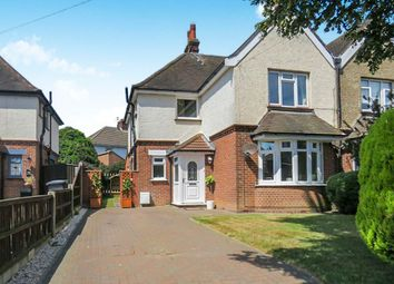 Thumbnail 3 bedroom semi-detached house for sale in Middleton Road, Gorleston, Great Yarmouth