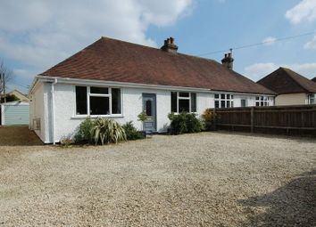 Thumbnail 3 bed semi-detached bungalow for sale in Woodstock Road East, Begbroke, Kidlington