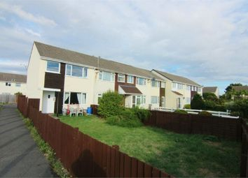 Thumbnail 3 bed end terrace house for sale in Mendip Avenue, Worle, Weston-Super-Mare