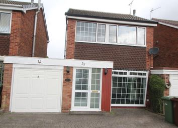 Thumbnail 3 bed detached house to rent in Daffodil Place, Walsall