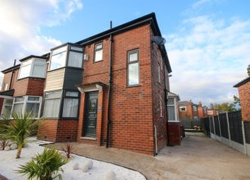 Thumbnail 3 bed semi-detached house for sale in Ranelagh Road, Pendlebury, Swinton, Manchester