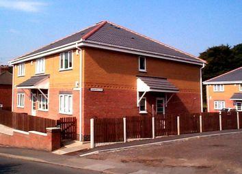 Thumbnail 1 bed flat to rent in Horsefair Close, Swinton, Rotherham