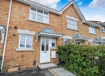Thumbnail 2 bed terraced house to rent in Farrier Close, Bromley