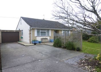 Thumbnail 3 bed detached bungalow for sale in Manor Close, Bradford Abbas, Sherborne