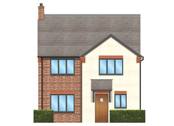 Thumbnail 4 bed detached house for sale in Bedford Road, Brafield On The Green, Northampton, Northamptonshire