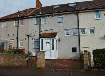 Thumbnail 3 bed terraced house for sale in Bushgrove Road, Becontree, Dagenham