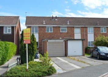 Thumbnail 3 bed end terrace house for sale in Pelican Close, Weston-Super-Mare