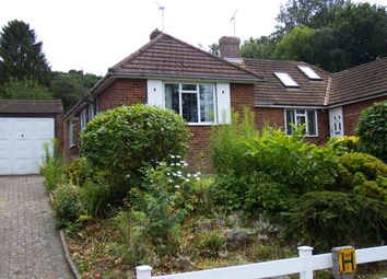 Thumbnail 3 bed semi-detached bungalow for sale in Croham Valley Road, South Croydon