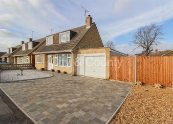 Thumbnail 2 bed property for sale in Beauvale Gardens, Gunthorpe, Peterborough