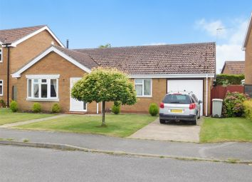Thumbnail 3 bed detached bungalow for sale in Hastings Drive, Wainfleet, Skegness