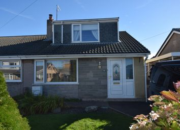 Thumbnail 2 bed semi-detached bungalow for sale in Merlin Drive, Dalton-In-Furness, Cumbria