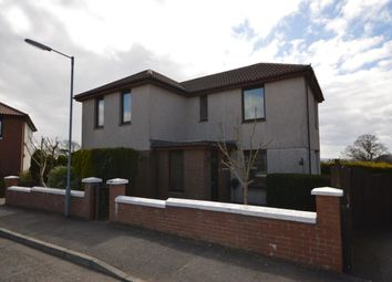 Thumbnail 4 bed detached house to rent in Rintoul Place, Blairhall, Dunfermline