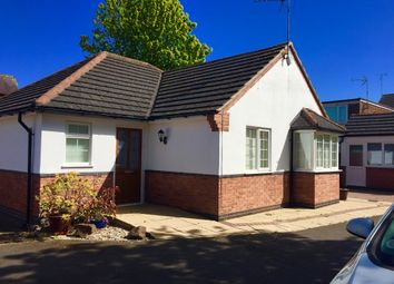 Thumbnail 2 bed detached bungalow for sale in Auburn Road, Blaby, Leicester