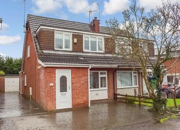 Thumbnail 3 bed semi-detached house for sale in Slade Close, Cowbridge