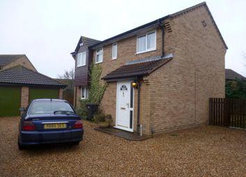 Thumbnail 4 bedroom detached house to rent in Crane Street, Brampton, Huntingdon