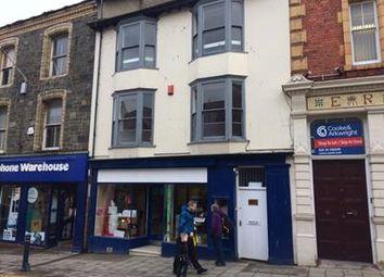 Thumbnail Retail premises for sale in 6 Great Darkgate Street, Aberystwyth, Ceredigion