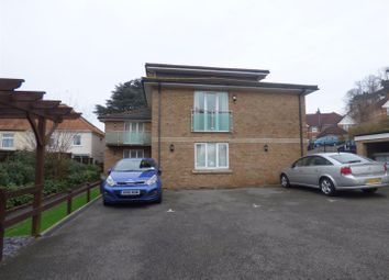 Thumbnail 2 bed flat for sale in Cobden Avenue, Southampton