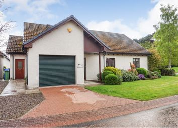 Thumbnail 3 bed detached bungalow for sale in Grant Place, Nairn