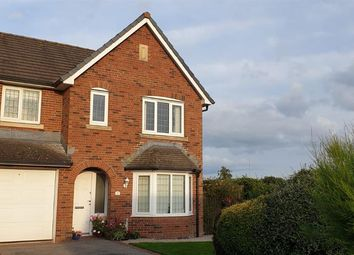 Thumbnail 4 bed detached house for sale in The Hawthorns, Wigton