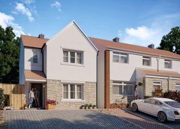 Thumbnail 3 bedroom detached house for sale in Cwrt Pentwyn, Llantwit Fardre, Pontypridd